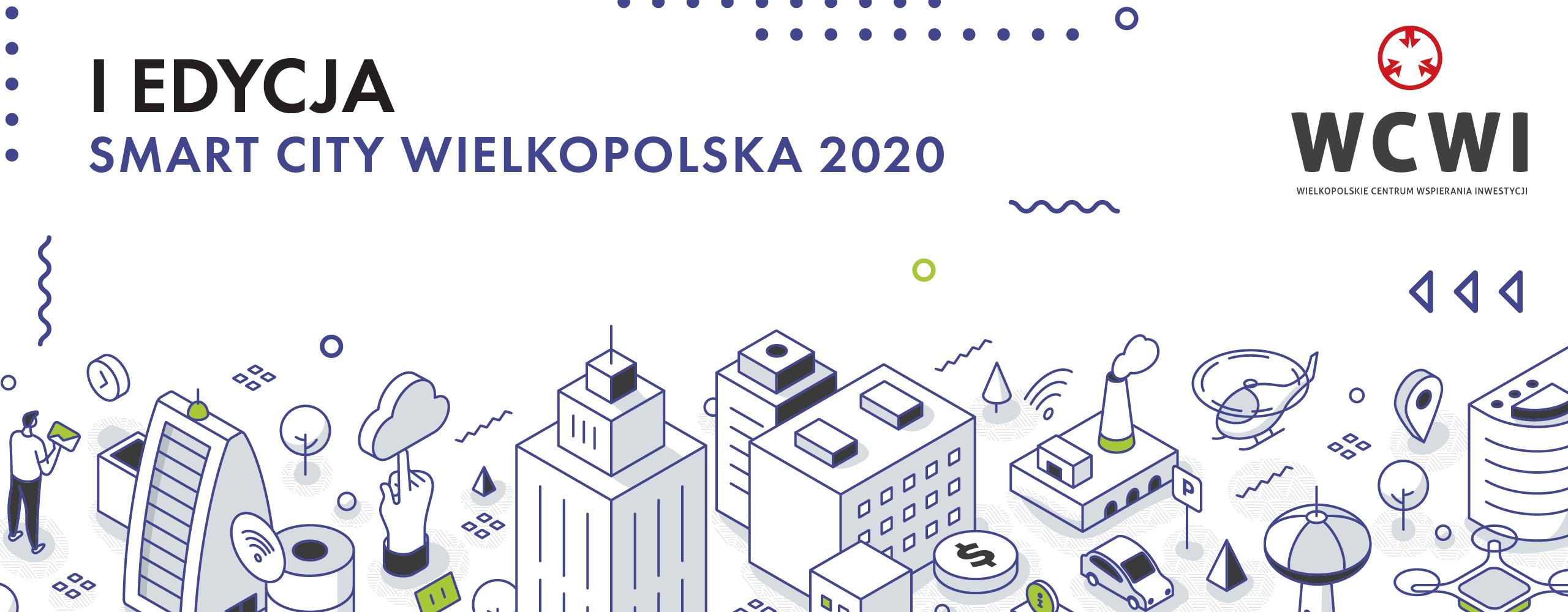 Smart City Wielkopolska 2020 – konferencja online.